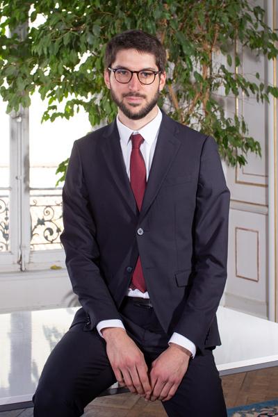 Gabriel ROBIN Avocat à Toulouse
